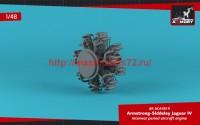 AR ACA4819   1/48 «Jaguar»-IV aircraft engine (attach4 47752)