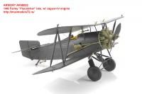 AR48002   1/48 Fairey «Flycatcher» late, w/ Jaguar-IV engine (attach1 43349)