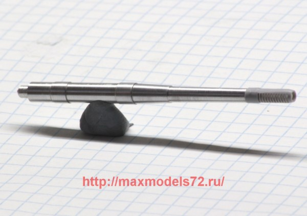 DB72090   152мм ствол гаубицы МЛ-20 (с дульником) (thumb43264)