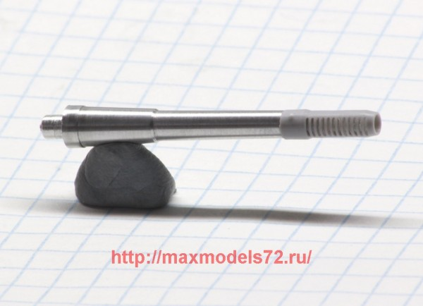 DB72091   152мм ствол на САУ ИСУ-152 (МЛ-20С) с дульником (thumb43266)