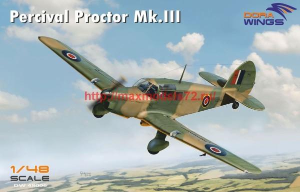 DW48006   Percival Proctor Mk.III (thumb43422)