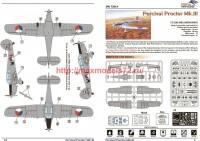 DW72014   Percival Proctor Mk.III (attach1 43390)