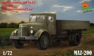 GM 72-01   MAZ-200 (thumb48069)