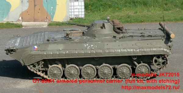 JK72015   OT-90M1 armored personnel carrier  (full kit, with etching) (thumb43527)