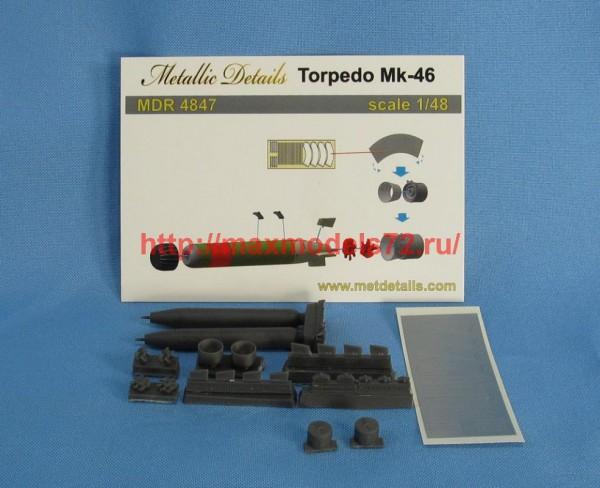 MDR4847   Torpedo Mk-46 (thumb47310)
