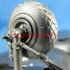 MDR4864   B-17. Wheel wells (Revell/Monogram) (attach7 48843)