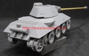 OKBV72086   German Medium Tank VK.3002 (DB) with suspension type II (attach8 49441)