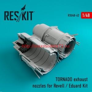 RSU48-0062   TORNADO exhaust nozzles for Revell / Eduard Kit (thumb44534)