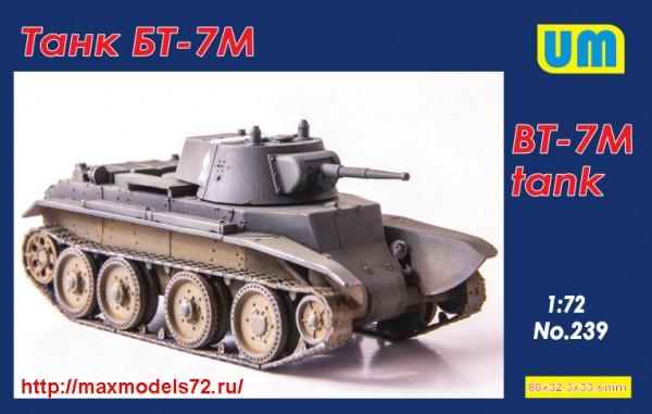 UM239   BT-7M tank (thumb43344)