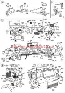 ACE72452   Unimog U 1300L Feuerl?sch Kfz TLF 1000 (attach10 50641)