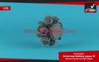 AR ACA4818   1/48 «Jaguar»-III aircraft engine (attach3 47746)