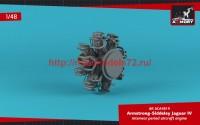 AR ACA4819   1/48 «Jaguar»-IV aircraft engine (attach3 47752)