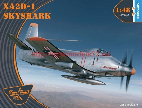 CP4802   XA2D-1 Skyshark (thumb51619)