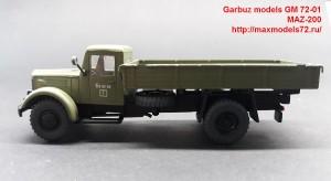 GM 72-01   MAZ-200 (attach4 48069)