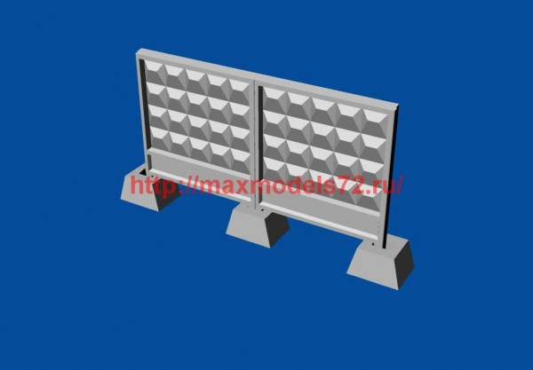 MDR14401   Russian concrete fence PO-2 (thumb46558)