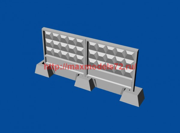 MDR14404   Russian concrete fence PO-3m (thumb46567)