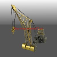 MDR14409   Aircraft recovery crane NS60 (attach2 46583)