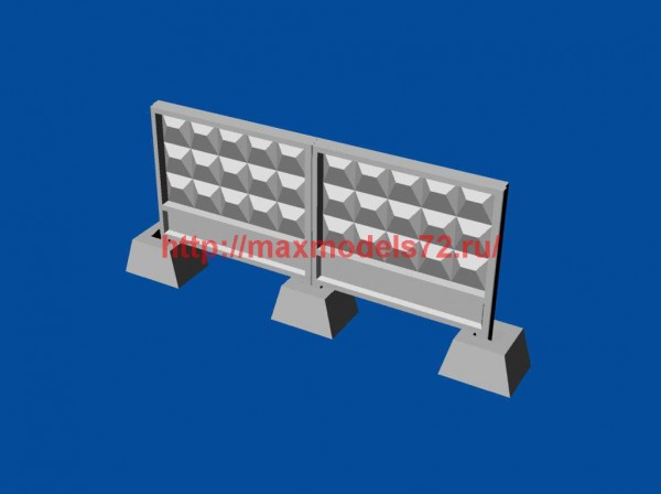 MDR7205   Russian concrete fence PO-3 (thumb45963)