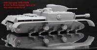 OKBV72078   British Nuffield Assault Tank A.T.9 (attach5 48320)