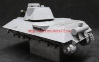 OKBV72086   German Medium Tank VK.3002 (DB) with suspension type II (attach7 49441)