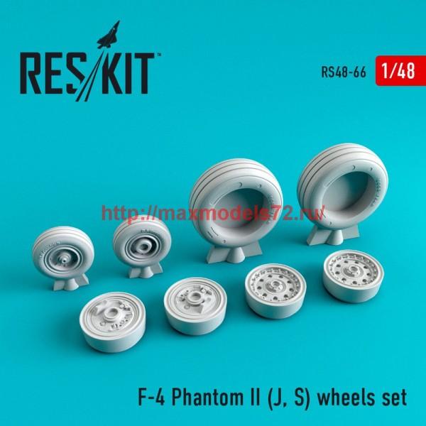 RS48-0066   F-4 Phantom II (J, S) wheels set (thumb44726)