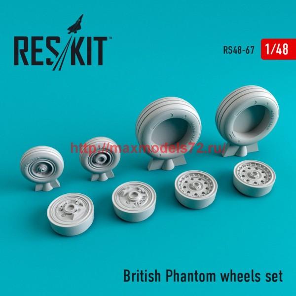 RS48-0067   British Phantom wheels set (thumb44728)
