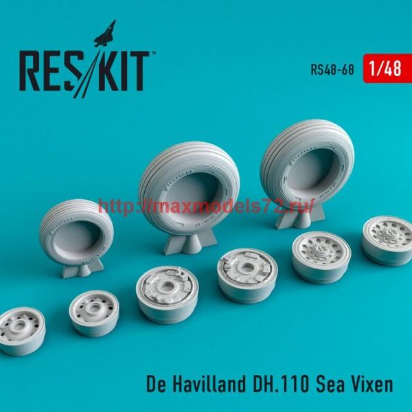 RS48-0068   De Havilland DH.110 Sea Vixen (thumb44730)