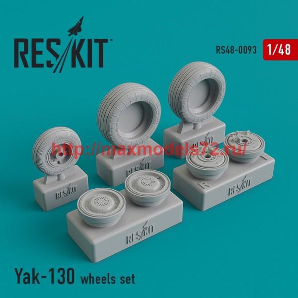 RS48-0093   Yak-130 wheels set (thumb44779)
