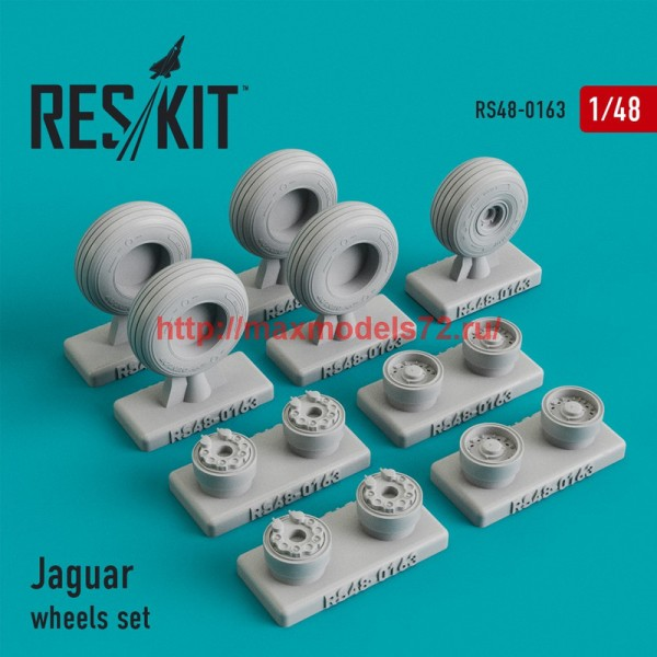 RS48-0163   Sepecat Jaguar wheels set (thumb44917)