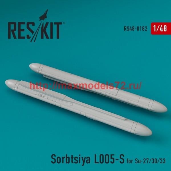 RS48-0182   Sorbtsiya L005-S for Su-27/30/33 (thumb44947)