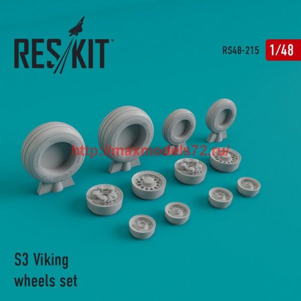 RS48-0215   S-3 Vikingwheels set (thumb45007)