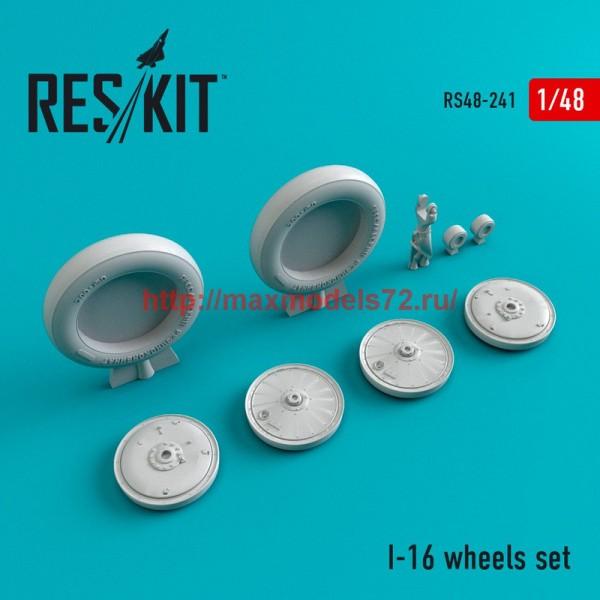 RS48-0241   I-16 wheels set (thumb45037)