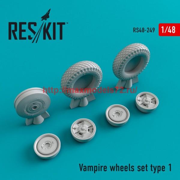 RS48-0249   Vampire type 1 wheels set (thumb45045)
