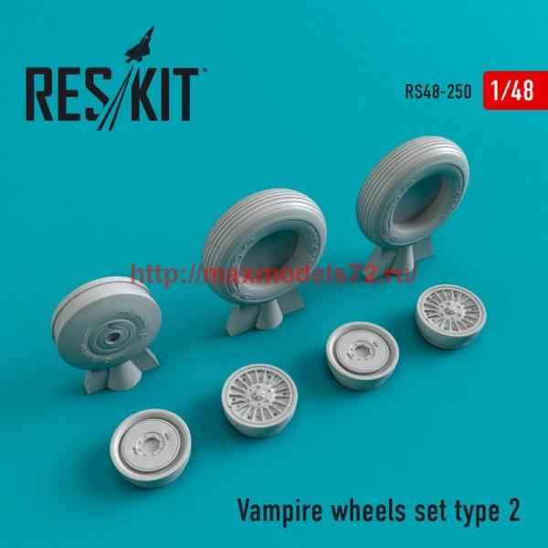 RS48-0250   Vampire type 2 wheels set (thumb45047)