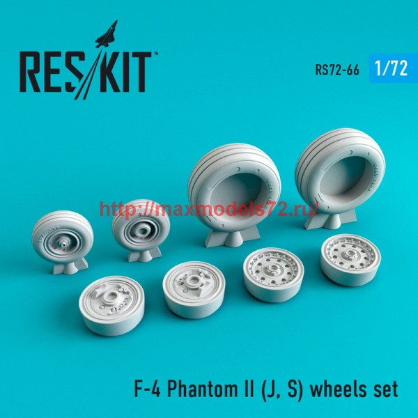 RS72-0066   F-4 Phantom II (J, S) wheels set (thumb44069)