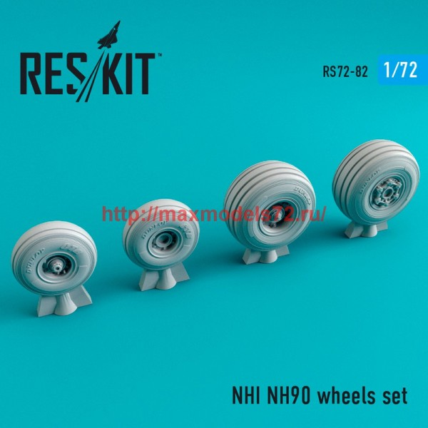 RS72-0082   NHI NH90 wheels set (thumb44099)