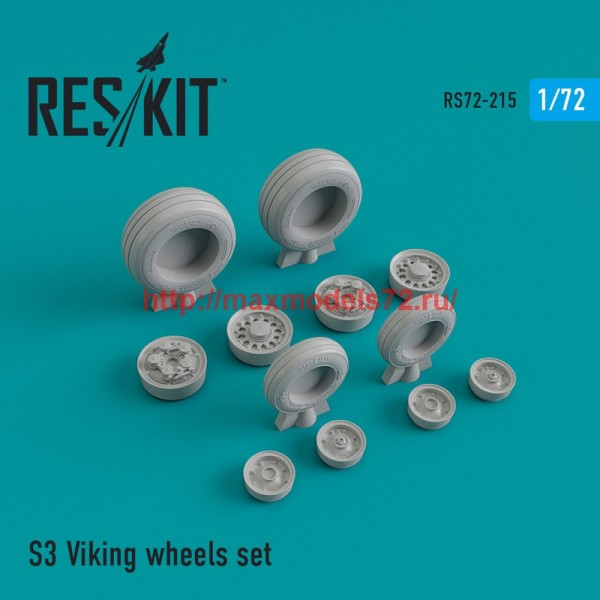 RS72-0215   S-3 Viking wheels set (thumb44358)