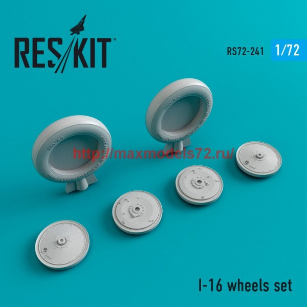 RS72-0241   I-16 wheels set (thumb44388)