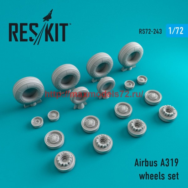 RS72-0243   A319 wheels set (thumb44392)