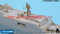 TetraSE-70030   1/700 PLA Navy Type 071  Detail-up Set (for Trumpeter) (attach4 47966)