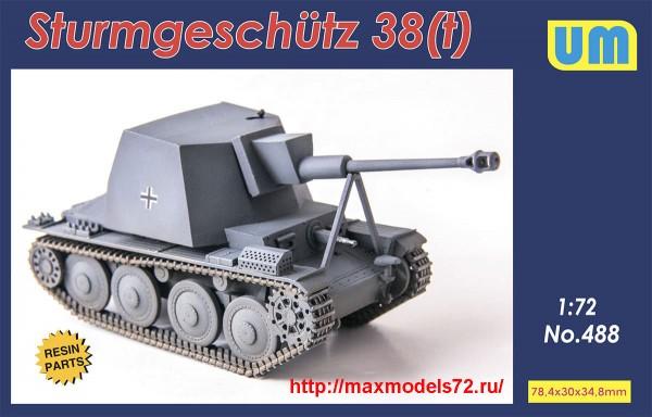 UM488   Sturmgeschutz 38(t) (thumb45616)