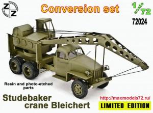 ZZ72024   Crane Bleichert  Studebaker  conversion set (thumb47839)