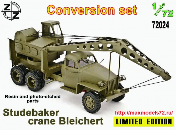 ZZ72024   Crane Bleichert  Studebaker  conversion set (thumb47839)