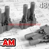 АМС 48062   ФАБ-100-120 фугасная авиабомба калибра 100 кг (в комплекте шесть бомб). (thumb45517)