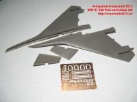A-squared72012   MiG-31 Tail Fins correction set (attach1 45726)