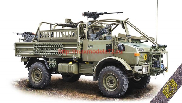 ACE72458   JACAM 4x4 Unimog for long-range patrol missions (thumb55726)