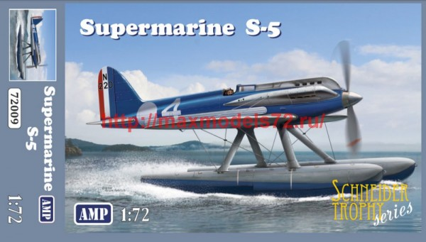 AMP72009   Supermarine S-5 (thumb47441)