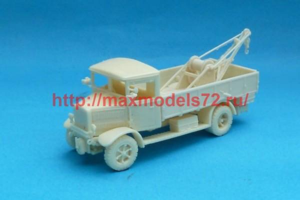 """GBModelli72081   Autocarro Pesante Lancia RO """"Carro Soccorso"""" (thumb50958)"""