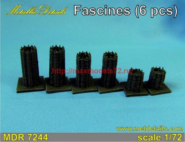 MDR7244   Fascines (6 pcs) (thumb46199)