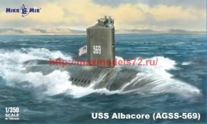 MMir350-036   USS Albacore (thumb47458)